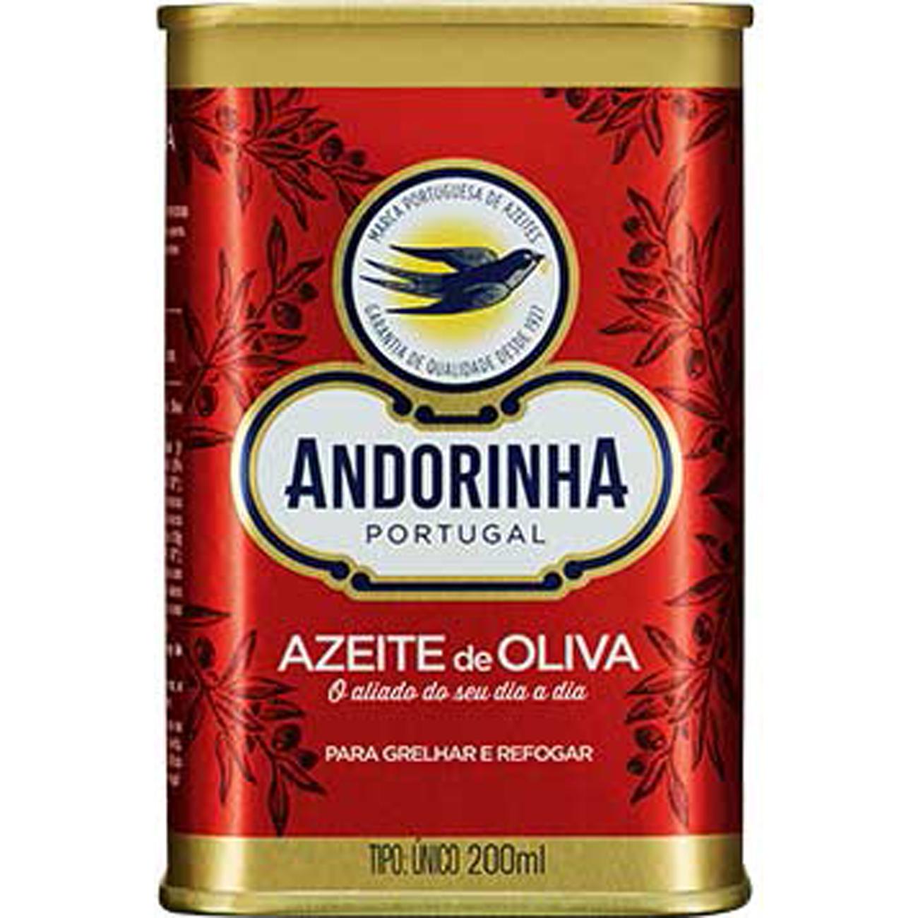 Azeite Andorinha 200Ml