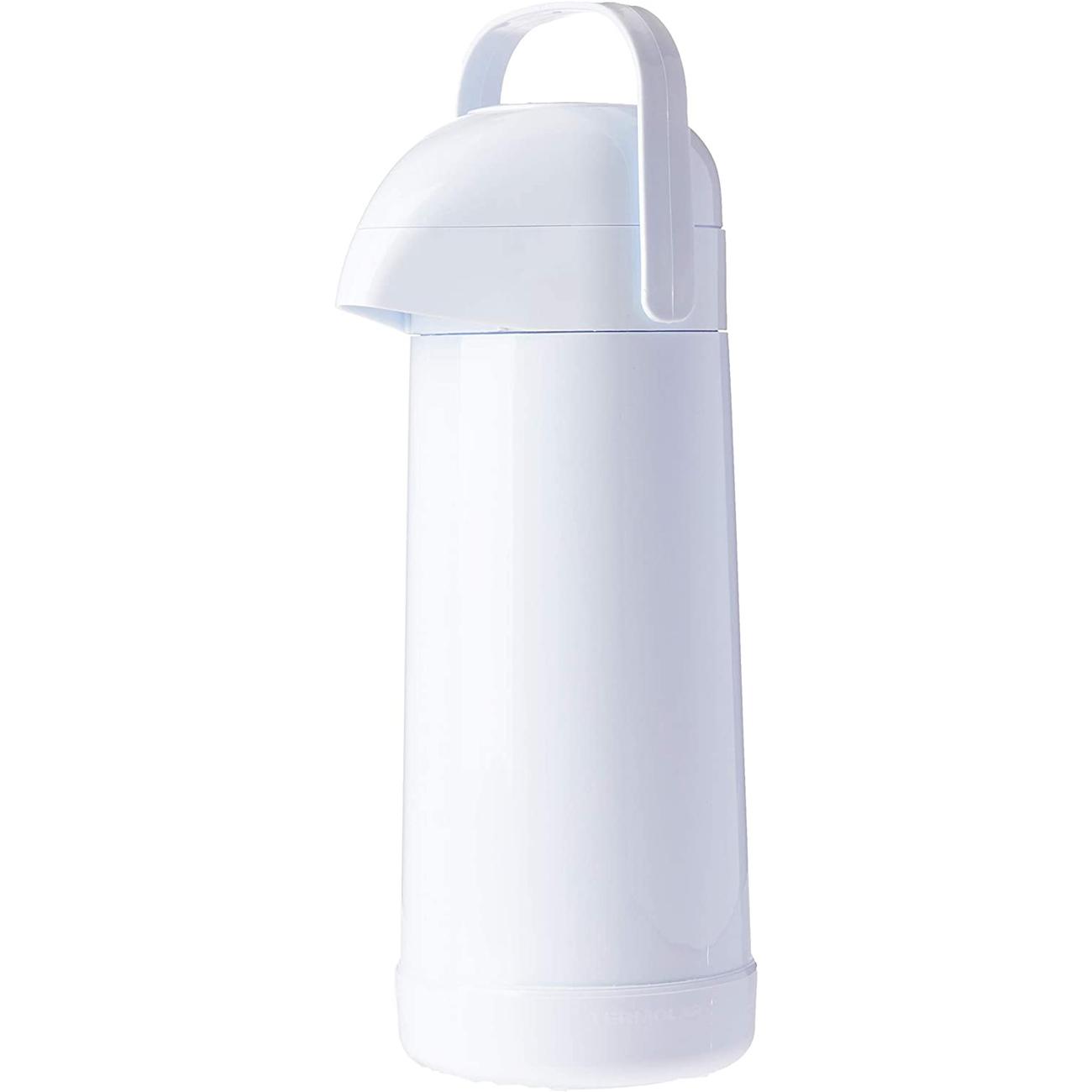 Garrafa Termica Termolar 1,0L Mpump Branca