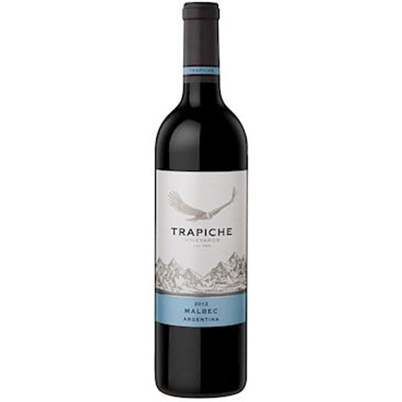 Vinho Argtrapiche 750Ml Malbec