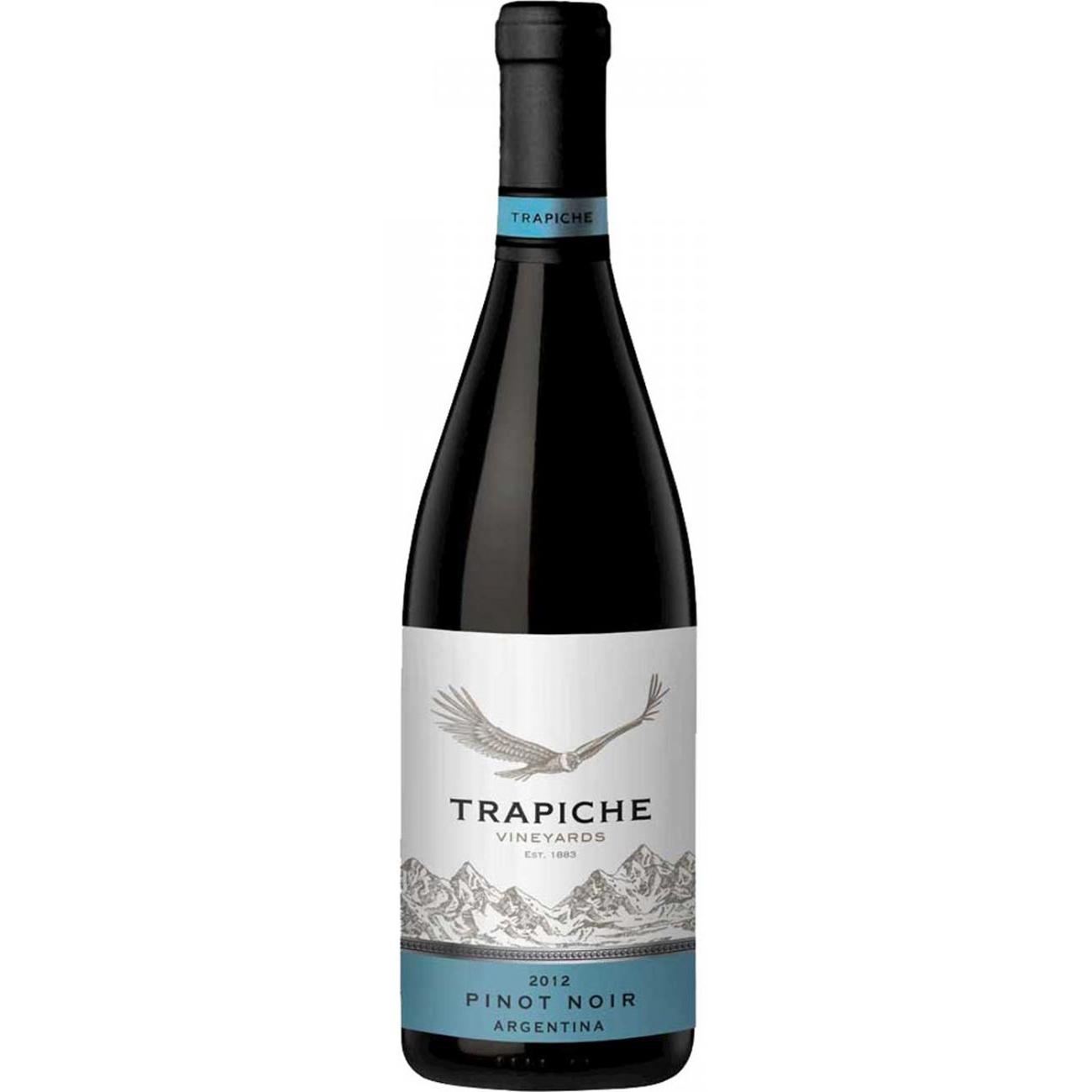 Vinho Trapiche Pinot Noir 750ml