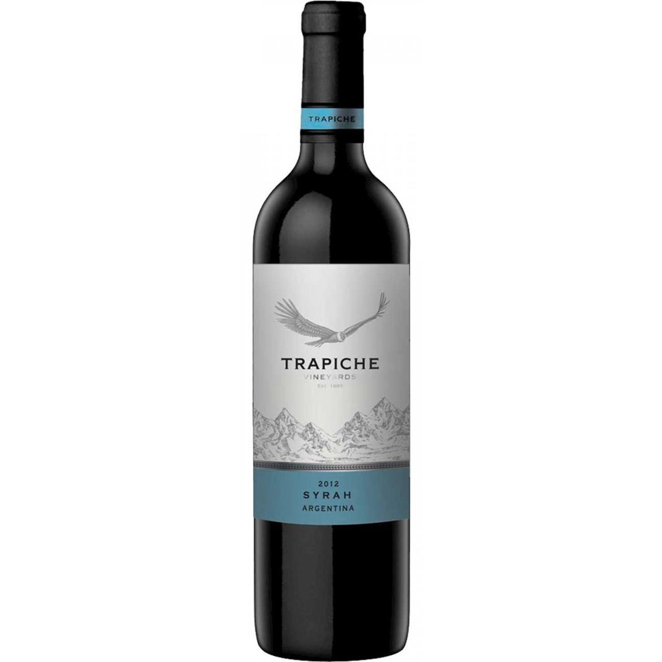 Vinho Argtrapiche 750Ml Sirah