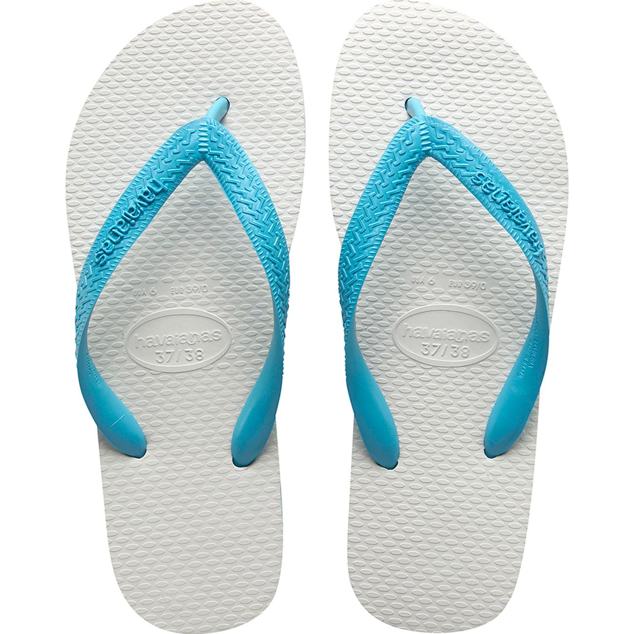 Sandalia Havaianas Tradicional Azul 39/0