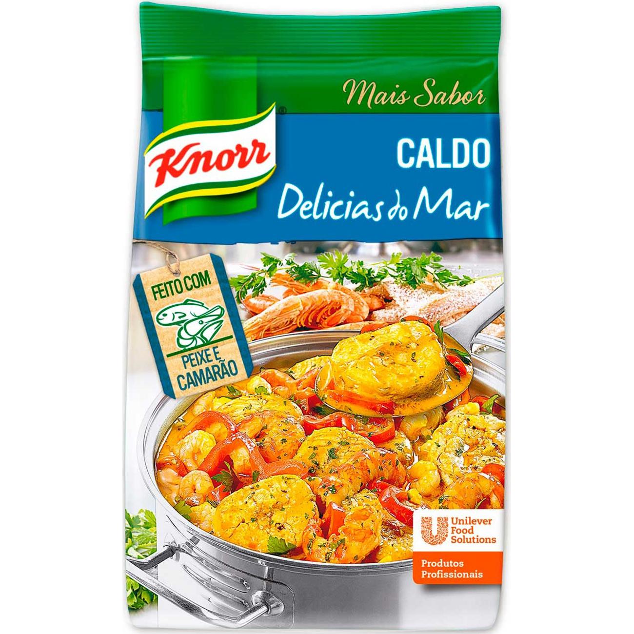 Caldo Knorr 1,01Kg Delicias Do Mar