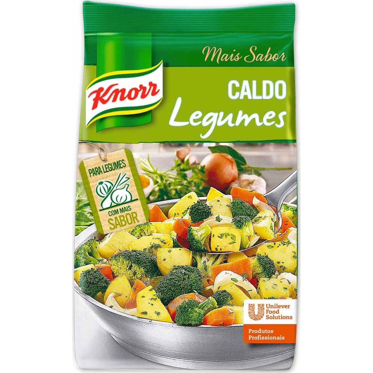 Caldo Knorr 1,01Kg Legumes