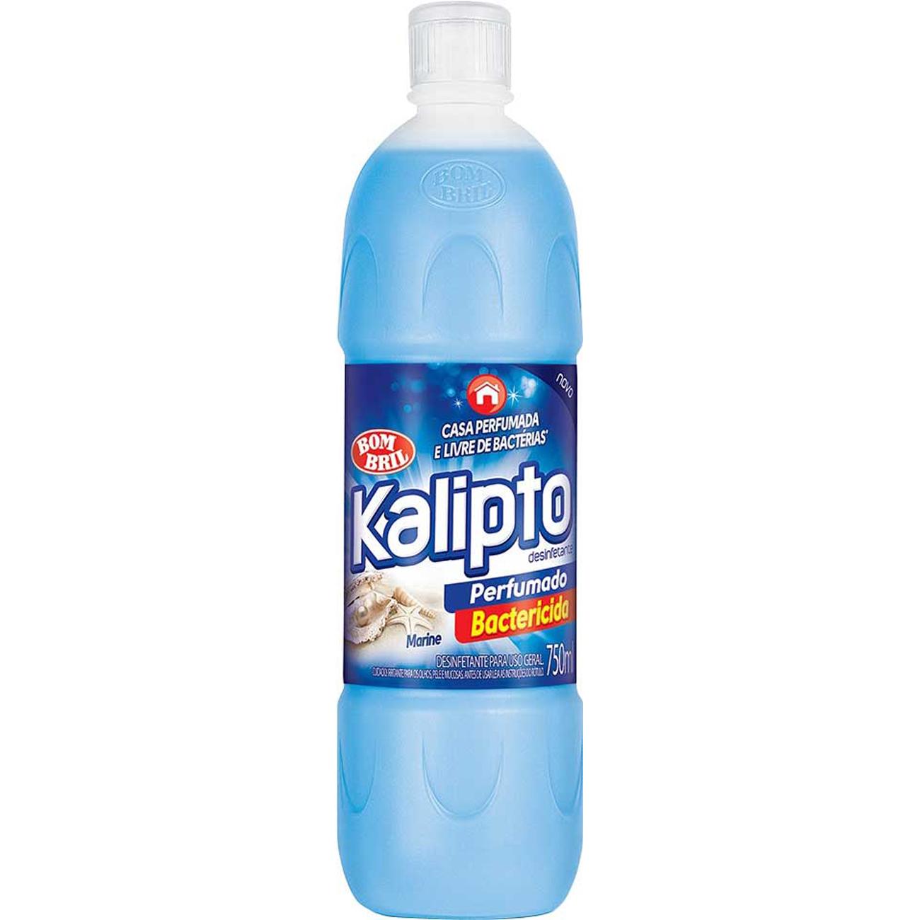 Desinfetante Kalipto 750Ml Marine