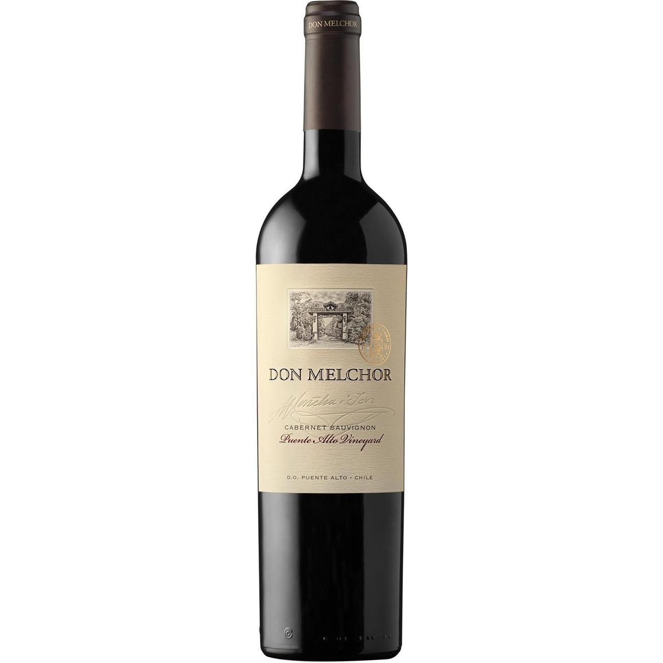 Vinho Don Melchor Tinto Cabernet Sauvignon 750ml