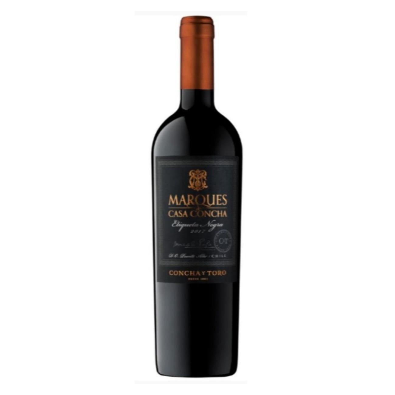 Vinho Marques Casa Concha Cabernet Sauvignon Black 750ml