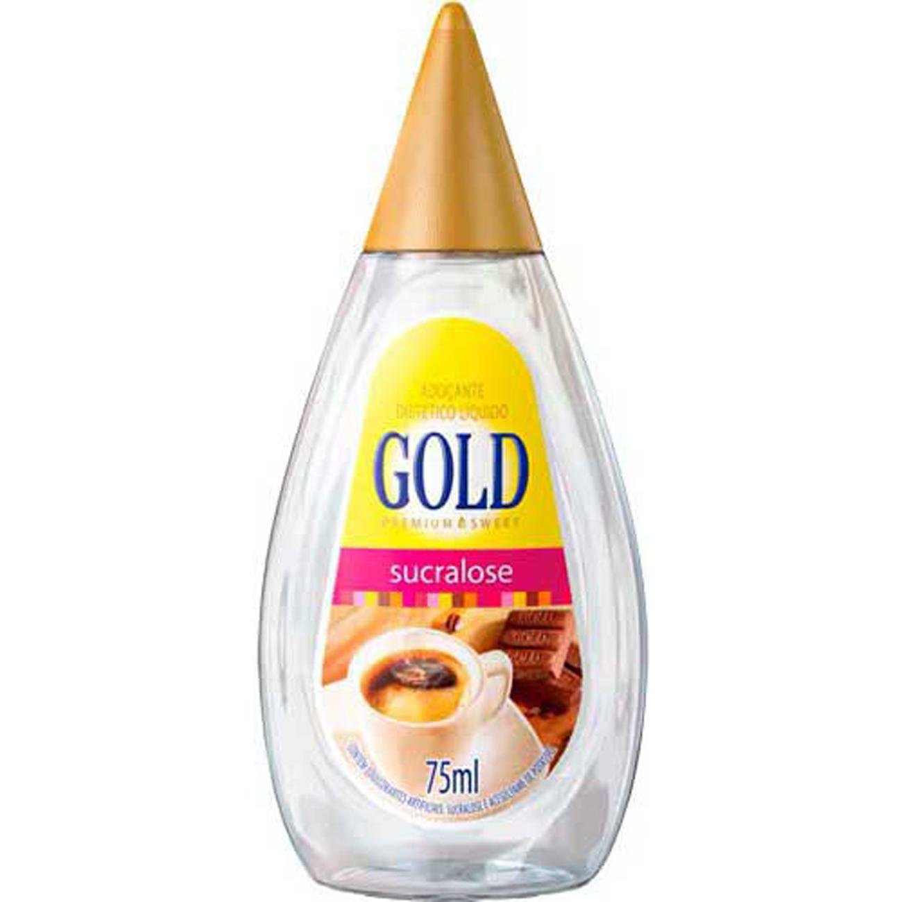 Adocante Gold Sucralose 75Ml