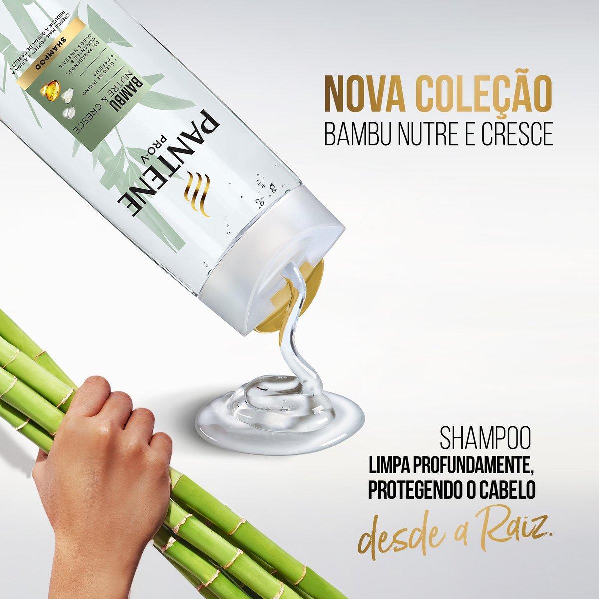 Shampoo Pantene Bambu 200ml
