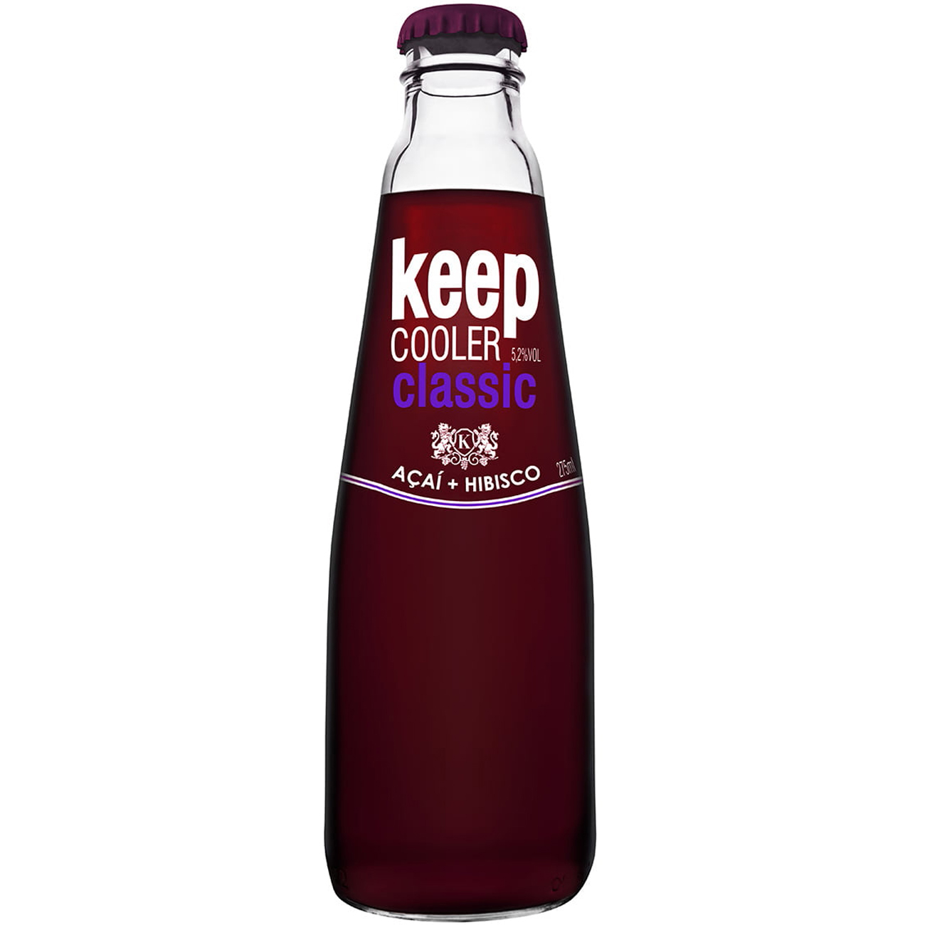 Keep Cooler Acai + Hibisco 275Ml